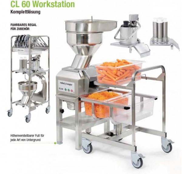 Robot Coupe CL 60 Workstation Gemüseschneider