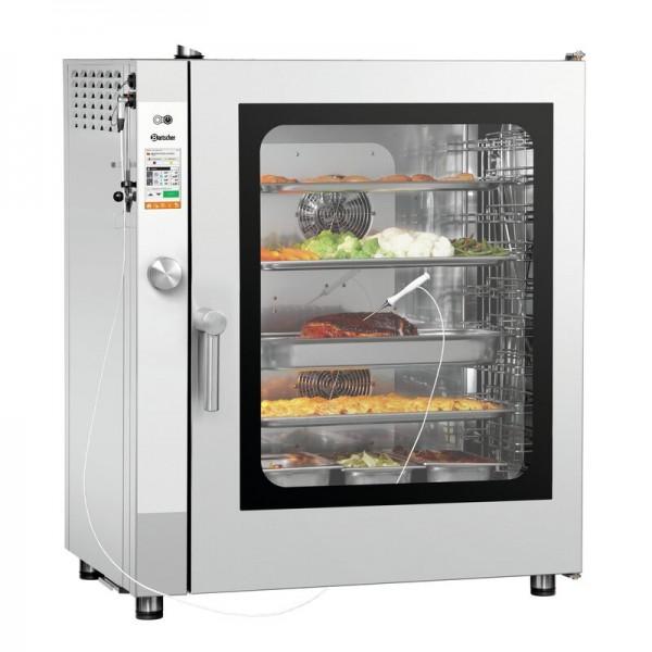 Bartscher Silversteam 10110D Kombidämpfer Digital für 10 x 1/1 GN - 117630