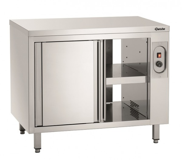 Bartscher Wärmeschrank 700-4T 1000 - Breite 1000 mm
