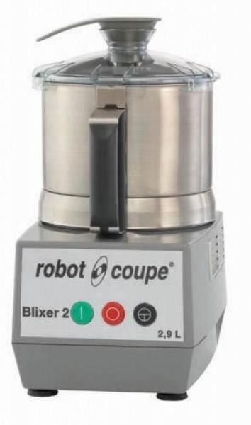Robot Coupe Blixer 2 - Inhalt 2,9 Liter - 230 Volt Emulgator-Mixer