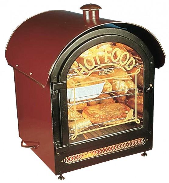 Neumärker King Edward Hot Food Server - Warmhaltevitrine