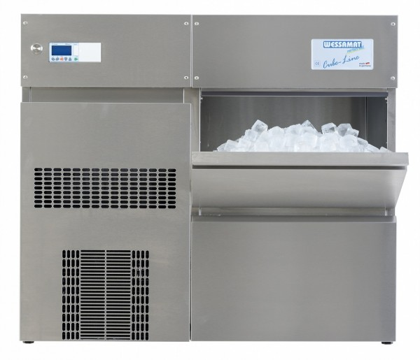 Wessamat CubeLine IC 70 EL - 65 kg/Tag - Vorrat 36 kg - luftgekühlt