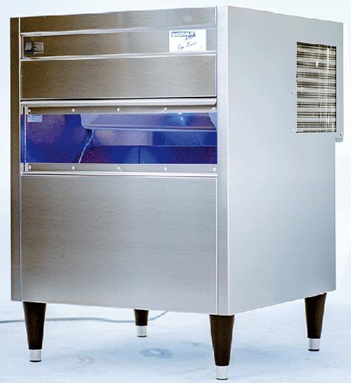 Wessamat W 81 L Eisbereiter Top-Line - luftgekühlt -