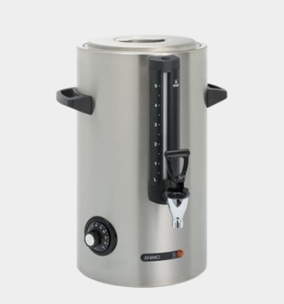 Animo WKT-D 5n VA Wasserkocher 5 Liter - mit Wasseranschluss
