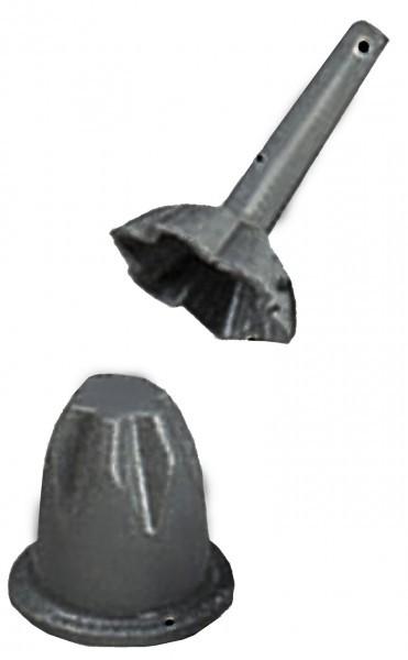 Neumärker Körbchenpresse für Eis 31-40262