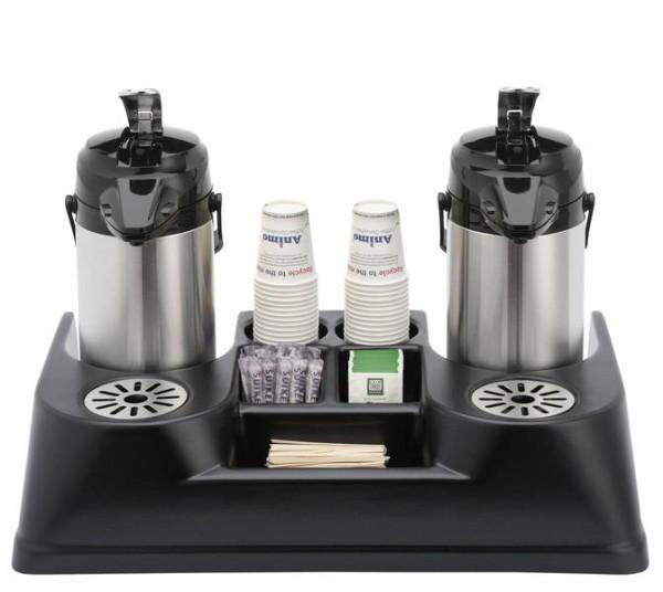 Animo Kaffeemaschine Servierstation - Lieferung ohne Inhalt