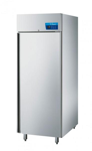 Cool Compact Tiefkühlschrank Magnos 630 Liter - Edelstahl Umluft