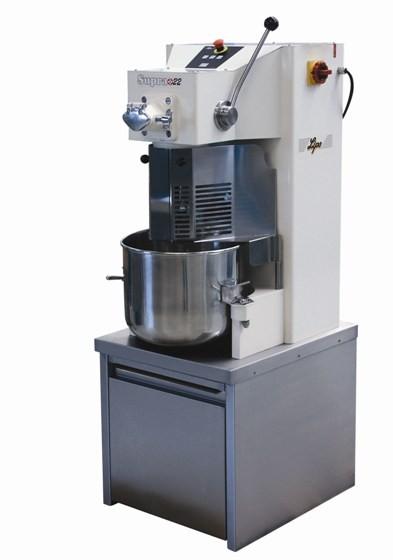 ROTOR Unterbau für Lips Combirex Küchenmaschine - Lieferung ohne Maschine