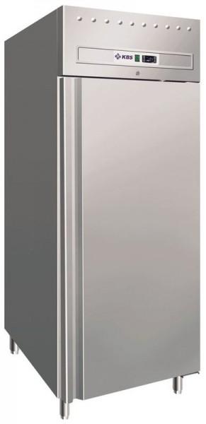 KBS KU 800 CNS – Euronormkühlschrank Edelstahl für Backbleche 600 x 800 mm