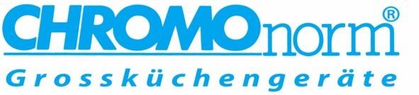 Chromonorm Montageset / Schloss für Abfallkühler