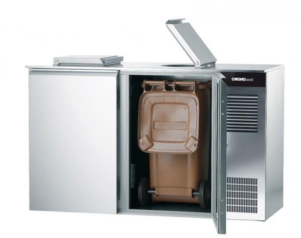 Chromonorm Abfallkühler 2 x 120 Liter steckerfertig CAKM021200