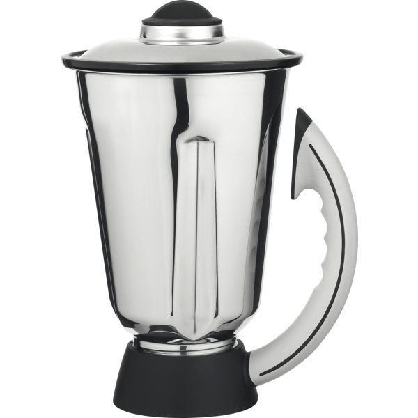 Santos Aufsatz für Mixer 37 - 4 Liter Edelstahl