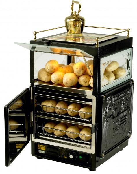 Neumärker Queen Potato Baker - Kartoffelbackofen für 30 Kartoffeln