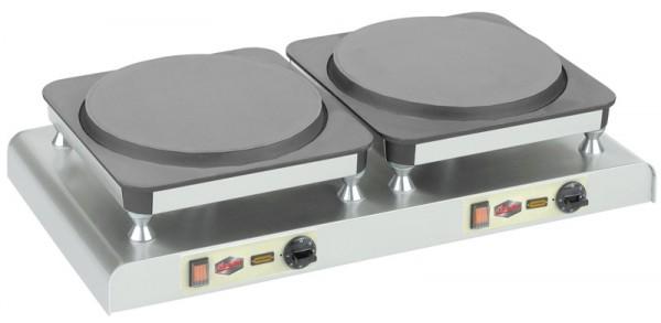 Neumärker Crepesgerät Dame II - Doppelgerät Elektro 400 Volt