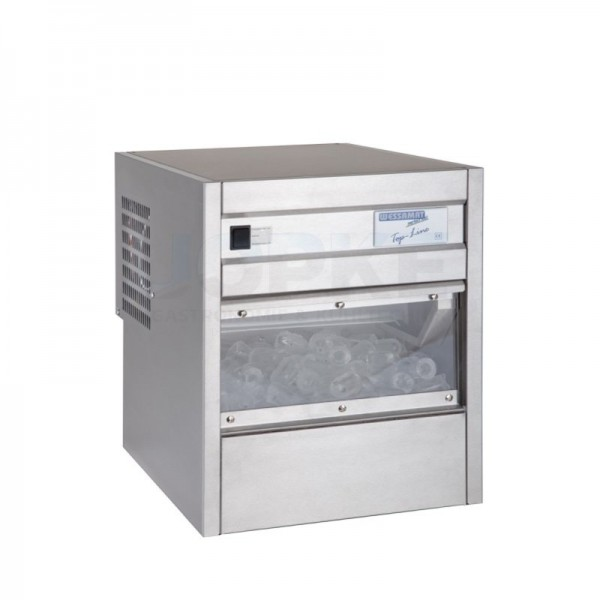 Wessamat W 21 L Eisbereiter Top-Line - luftgekühlt - nicht einbaufähig