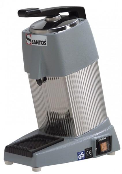 Santos 10C Saftpresse grau Lackiert - Ausgusshöhe 135 mm