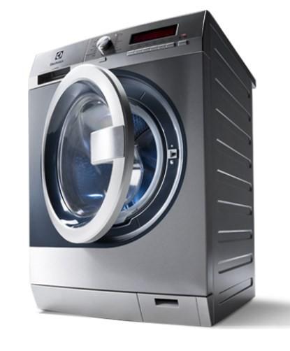 Electrolux myPro WE170V Waschmaschine 8 kg - mit Ablaufventil - semi-professionell