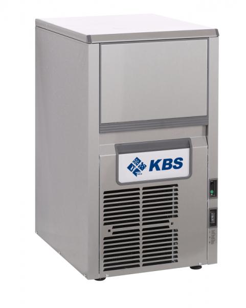 KBS Solid 119 L Eiswürfelbereiter für Vollwürfel mit den Maßen 27x32mm