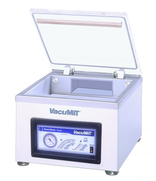 VacuMIT EST 20 lang Vakuum Verpackungsmaschine