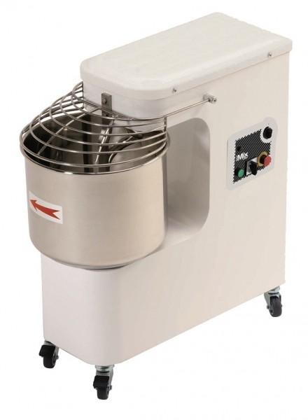 Moretti IM 38 - IMIX Spiralteigknetmaschine - für bis zu 38 kg Teig - mit festem Kopf