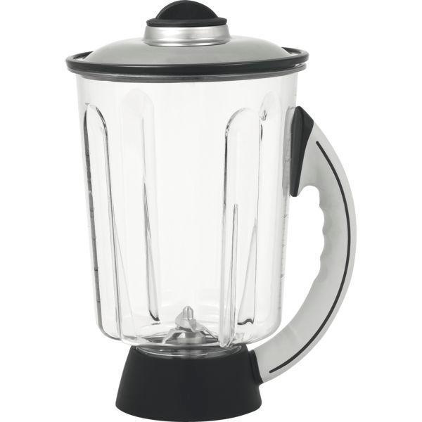 Santos Aufsatz für Mixer 37 - 4 Liter Kunststoff transparent (ohne Bisphenol A)