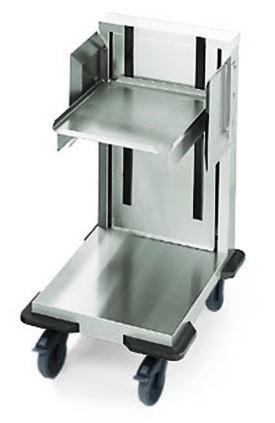 Rieber PO-Q1/1 Plattformstapler offen für Tabletts oder Körbe 500 x 500 mm
