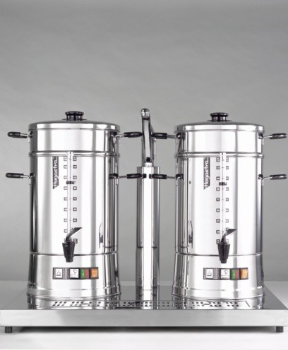Hogastra CNS-320 Kaffeestation  Duo-Tec