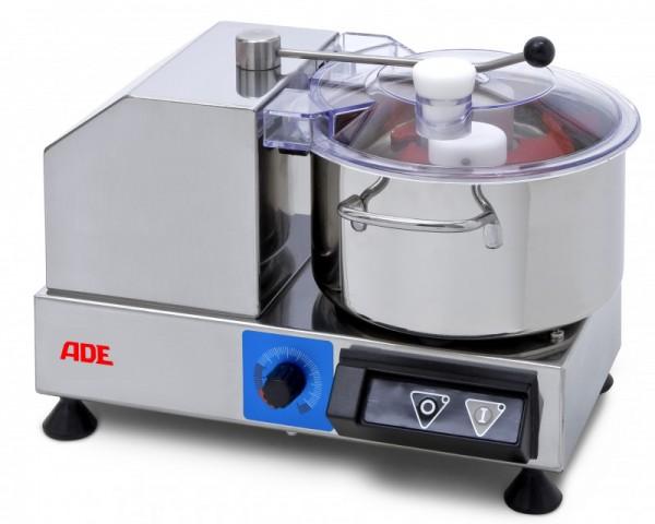 ADE Rotomat-3 Tischkutter Topfinhalt 3 Liter