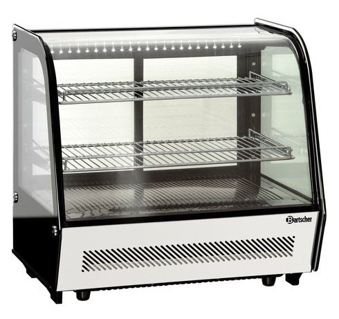 Bartscher Kühlvitrine Deli-Cool II - 120 Liter