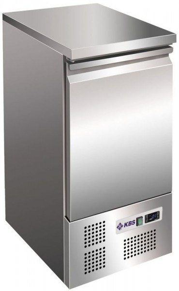 KBS KTM 105 Kühltisch schmal mit 1 Tür GN 1/1