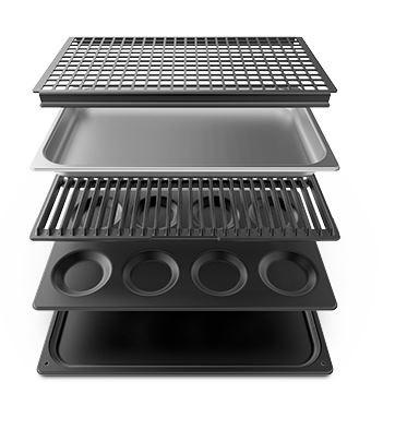 Unox Cooking Essentials Start-Up Set XUC018 für Cheftop Mind.Maps GN 1/1