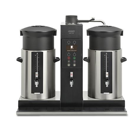 Animo CB 2x10W Combi-Line Kaffeemaschine Großbrühanlage - Neues Modell  mit Heisswasserhahn