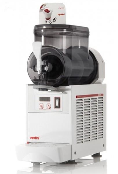 Nosch Granitor MICRO 1 x 3 Liter Inhalt - Weiß mit dunklem Behälter - ugolini