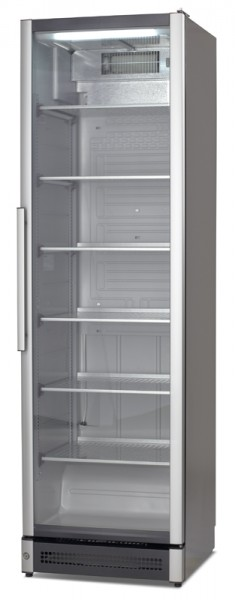 Nordcap Glastürkühlschrank M 210 mit Umluftkühlung und Glastür
