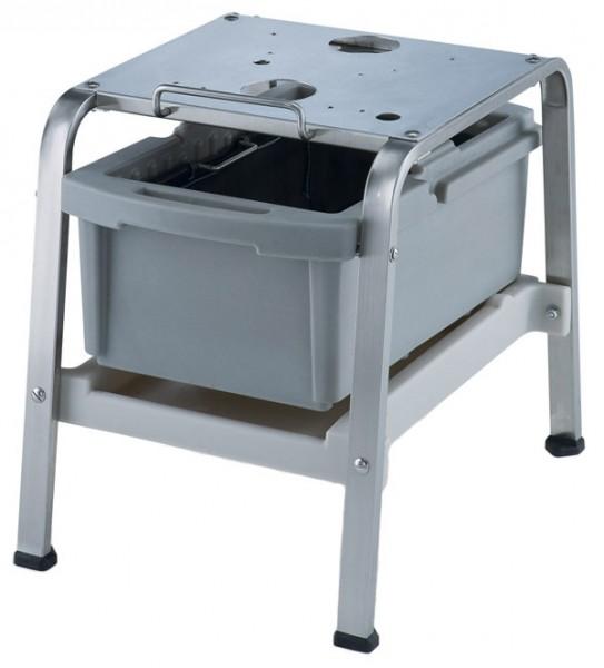 Dito Sama Filtergestell für T10E / T15E Schälmaschine aus Edelstahl