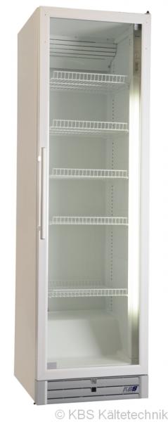 KBS Glastürkühlschrank CD 480 GU mit Umluftkühlung