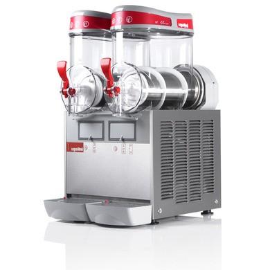 NOSCH Granitor Mini 2 - Slusheis-Maschine 2 x 6 Liter -  ugolino - Edelstahlgehäuse