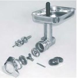 ROTOR Lips Fleischwolf INOX EWF 70 / Gr I - 70 mm für Lips Combirex Küchenmaschine
