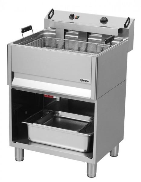 Bartscher Backwarenfritteuse BF 30E OU Beckeninhalt  30 Liter - Standgerät