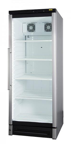 Nordcap Glastürkühlschrank M 150 mit Umluftkühlung und Glastür