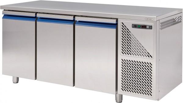 AFG Kühltisch Tiefe 600 mm mit 3 Türen Serie Plus DKT3-S6