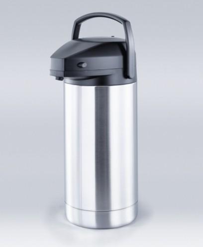 Hogastra Edelstahl-Pumpkanne 3,5 Liter