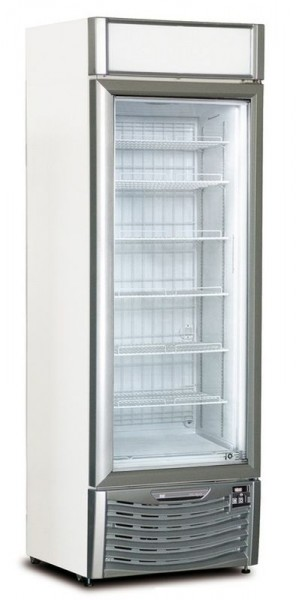 KBS Glastür-Tiefkühlschrank KBS 400 GDU  465605