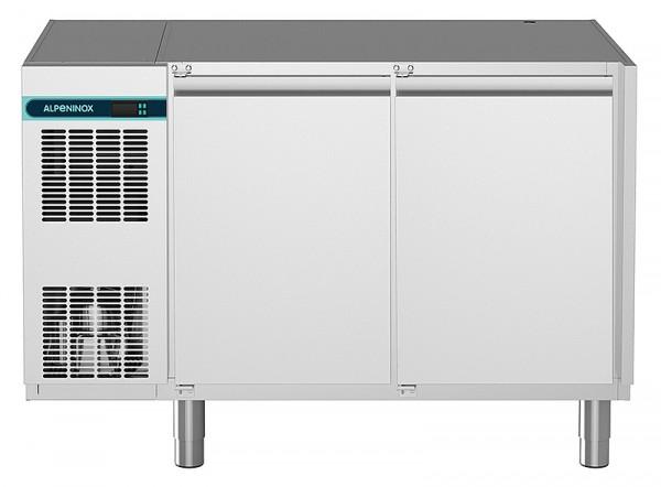 Nordcap CLM 700 2-7001 Kühltisch, 2 Abteile für GN 1/1 by ALPENINOX