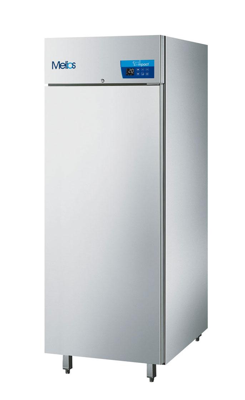 Cool Compact Tiefkühlschrank MELIOS GN 2/1 mit Umluftkühlung ...