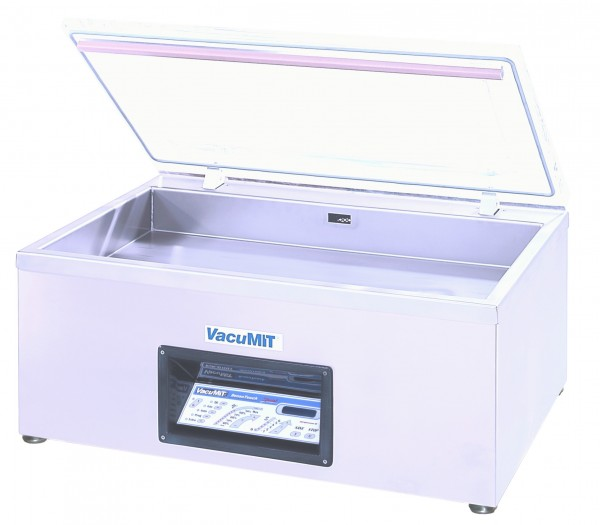 VacuMIT EST 30 lang Vakuumiermaschine LC Version mit 21 m³/h - für Fisch - Tischgerät
