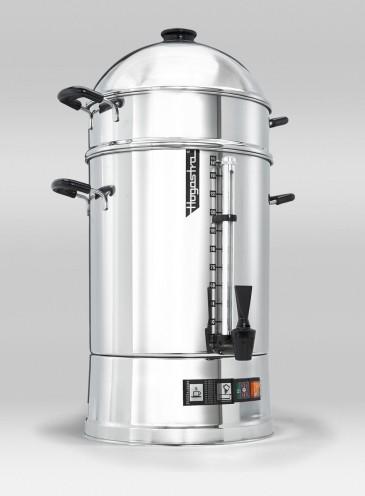 Hogastra Classic-Line CNS-160 CL Kaffeeautomat - 15 bis 160 Tassen