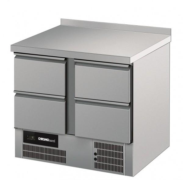 Chromonorm Kühltisch BR 795 CKTT07954CEV mit Aufkantung