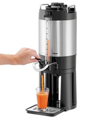 Bartscher Iso-Dispenser 8L Getränke-Dispenser 8 Liter