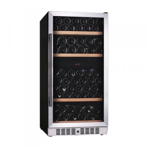 KBS Vino 280 Weinkühlschrank mit 2 Temperaturzonen ...